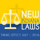 2016 New Indiana Laws