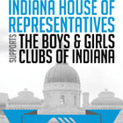 House of Representatives Partner with Boys & Girls Clubs of Indiana