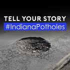 #IndianaPotholes