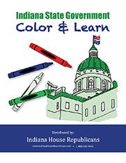 Color Your Way through Indiana Government