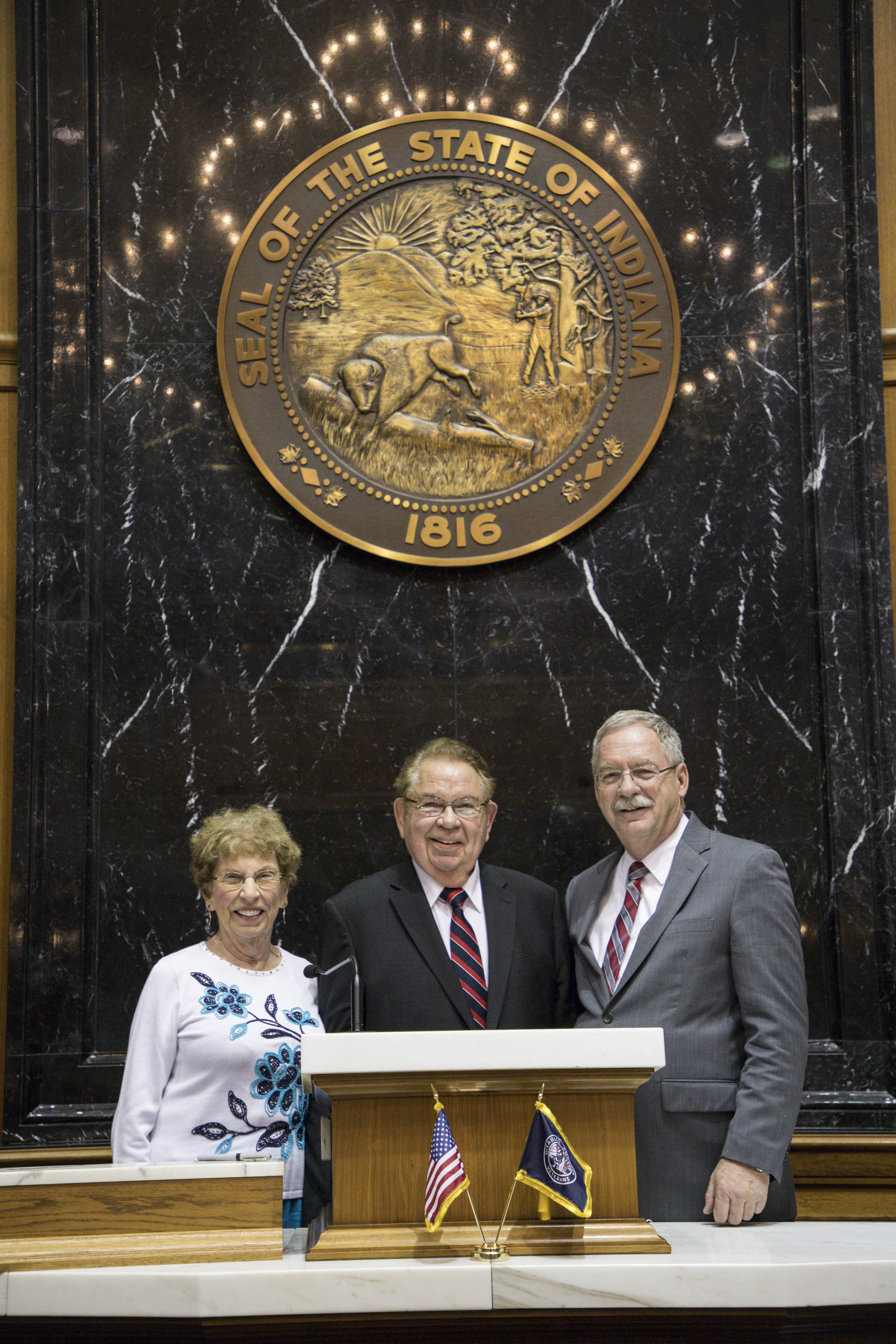 Rep. Leonard: Local minister leads House invocation