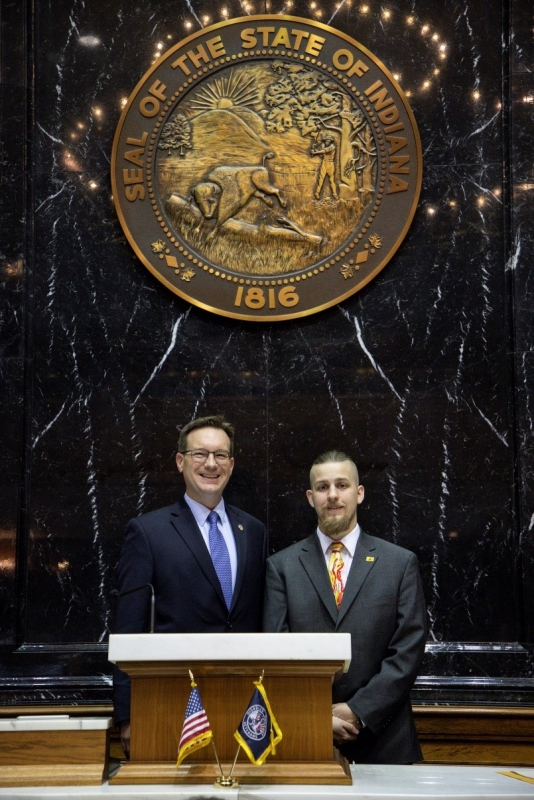 Ryan Lauer | State of Indiana House of Representatives