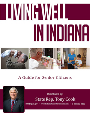 Tony Cook | State of Indiana House of Representatives