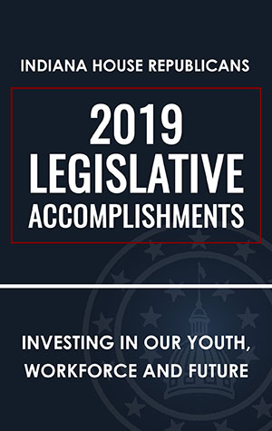 2019 Legislative Goals Met