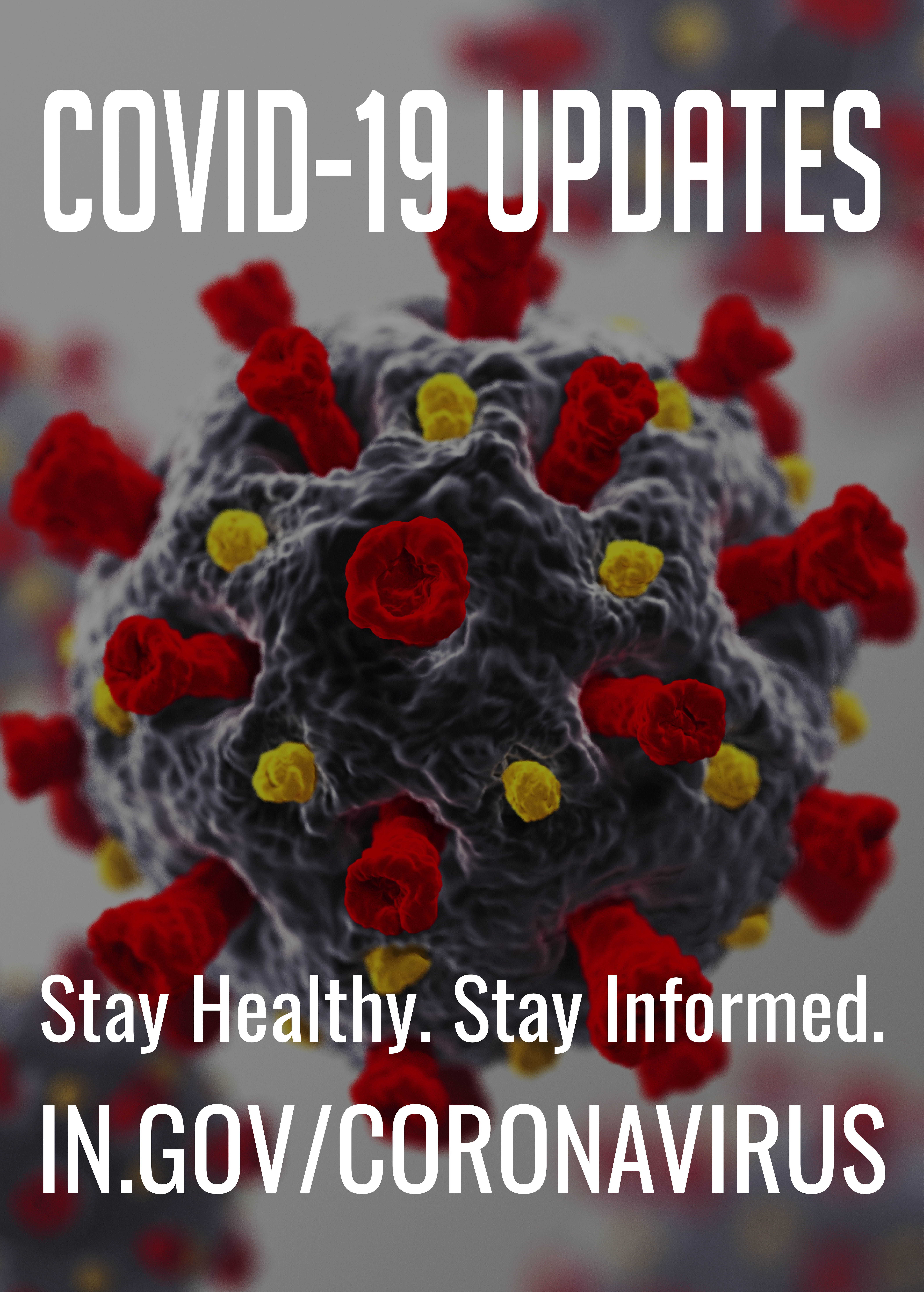 Stay up-to-date on the coronavirus