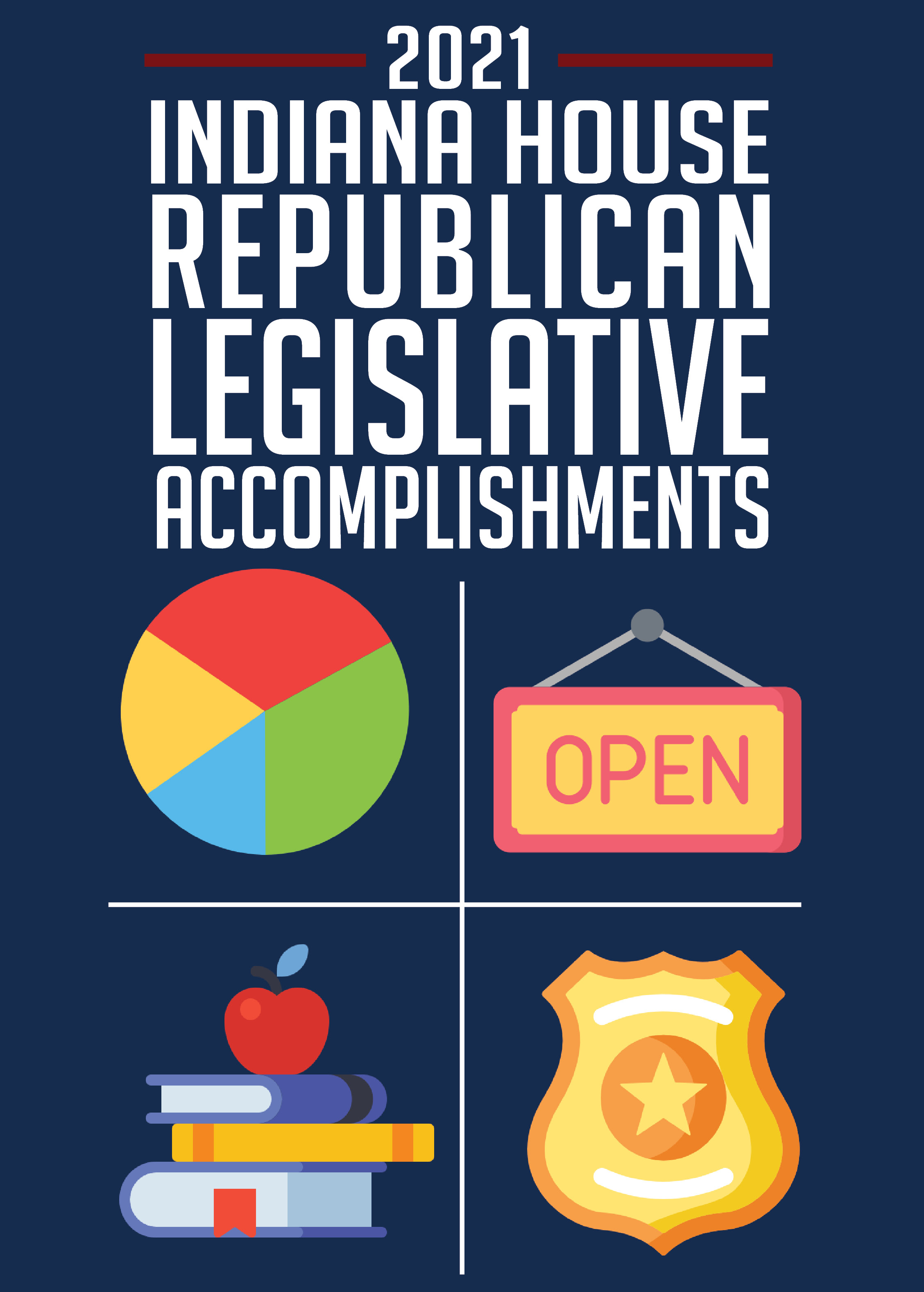 House Republicans finish session and accomplish 2021 legislative priorities