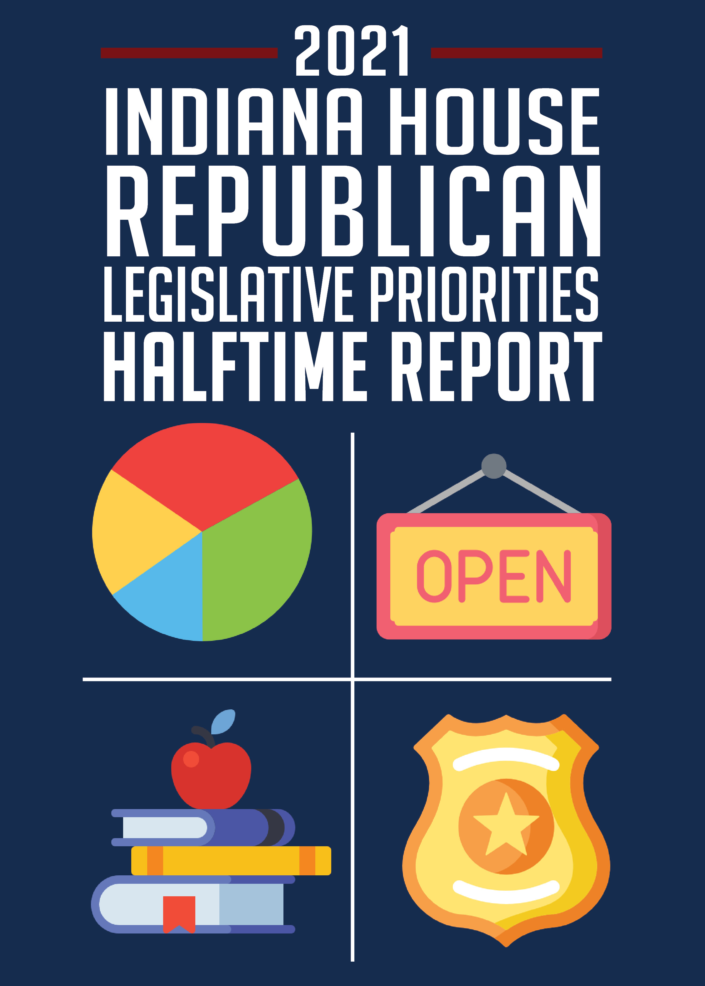 House Advances Priorities At Halftime