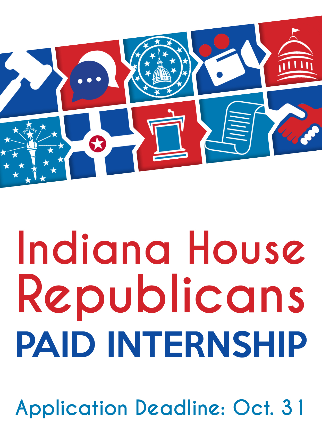 Apply Now: 2020 House Republican Internship Program